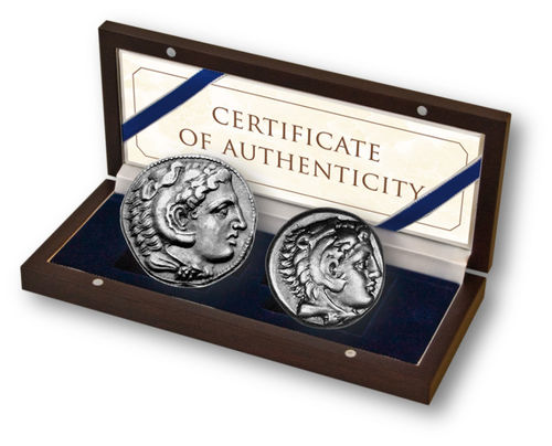 Alexander the Great: Duo of Coins