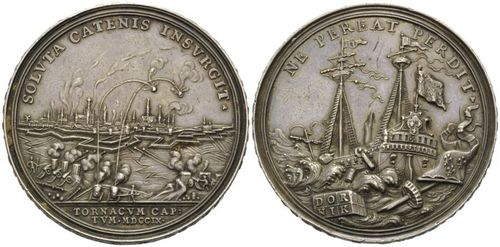 Great Britain, Anne, Medal 1709