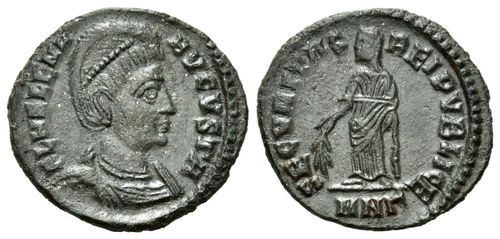 Roman Empire, Helena, AE Follis