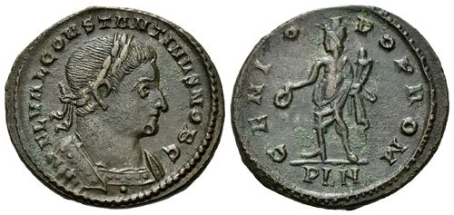 Constantin I., AE Follis, London